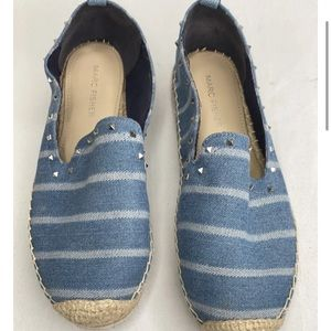 marc fisher espadrilles-chequer